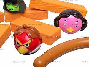 Рогатка с птичками «Angry Birds», X5, игрушки