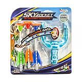 Рогатка со стрелами «Sky Rocket», PU1811, купить игрушку