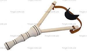 Деревянная рогатка для детей, 150-01-010, отзывы