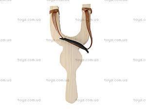 Деревянная рогатка детская «Зайчик», 141-011, купить