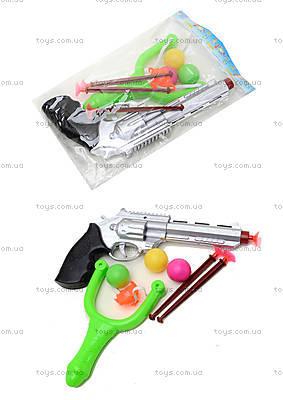 Игровой набор «Рогатка и пистолет», 8812-7