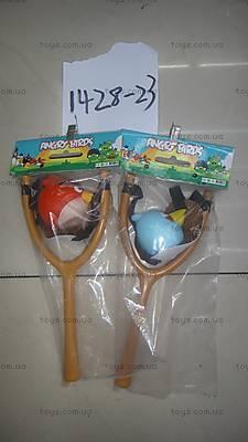 Рогатки с пищалками Angry Birds, 1428-23