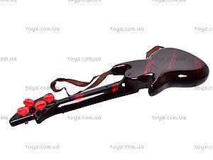 Рок-гитара, детская, 6803 B3, купить