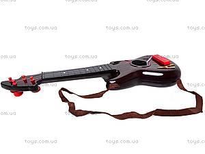 Рок-гитара, детская, 6803 B3, фото