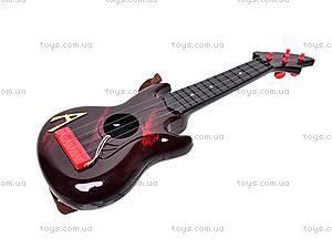 Рок-гитара, детская, 6803 B3