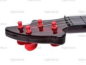 Рок-гитара, детская, 6803 B3, цена