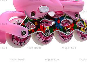 Ролики для девочек, размер 30-33, F1-K17 30-33, купить