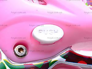 Ролики для девочек, размер 30-33, F1-K17 30-33, магазин игрушек