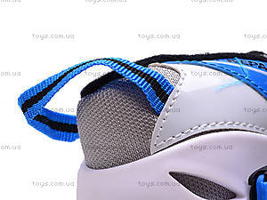 Ролики для начинающих, голубые, F1-K06 30-33, купить