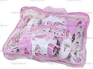 Ролики размерные, 906 M, toys.com.ua