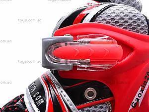 Ролики с колесами PU и сумкой, GX8701 S/46-2, игрушки