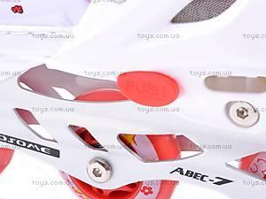 Ролики с защитой и шлемом, GX8905 L, купить