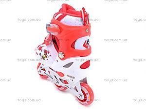 Ролики с защитой и шлемом, GX8905 L, игрушки