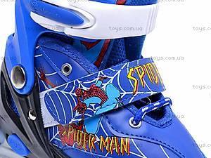 Ролики Spider-Man, E02870, отзывы