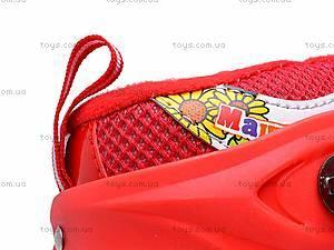 Роликовые коньки для девочки, с изменяемым размером, E02855, цена
