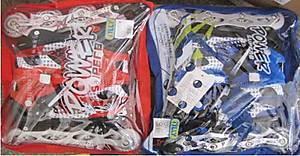 Ролики раздвижные размер L, в сумке, BT-RS-0008