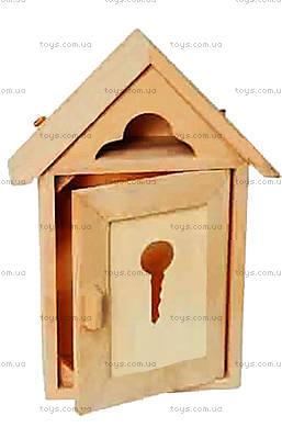 Роспись ключницы своими руками «Домик для кошечки», 94225, отзывы