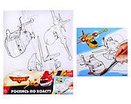 Роспись по холсту для детей «Литачки», 15153055Р, отзывы