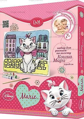 Роспись по холсту «Кошка Marie», 53659