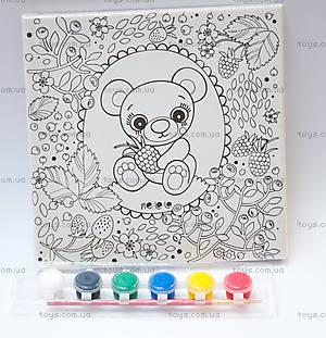 Набор для юных художников «Мишка Misha», 57514, купить