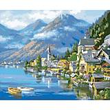 Роспись по номерам «Австрийский пейзаж», КН2143, фото