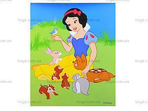 Детская раскраска по номерам «Белоснежка», 4004-18, купить