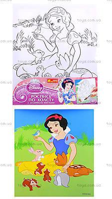 Детская раскраска по номерам «Белоснежка», 4004-18