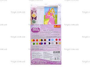 Раскраска по номерам «Принцесса Аврора», 4004-20, купить