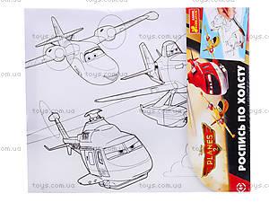 Раскраска для детей по номерам «Летачки», 4004-24, цена