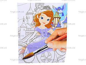 Детская раскраска по номерам «Принцесса София», 4004-22, отзывы