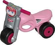 Розовая каталка - мотоцикл, 48233, купить