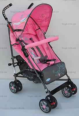 Розовая коляска трость, DS-02