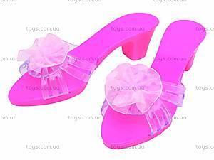 Розовые туфельки, 9602-1E, фото