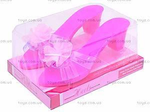 Розовые туфельки, 9602-1E, игрушки