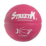 Розовый баскетбольный мяч «StreetK», BT-BTB-0023, игрушки