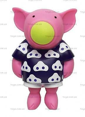 Игрушечный поросёнок-поппер Pig, 27425, купить