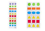 Разрезной материал «Геометрические фигуры», 2987