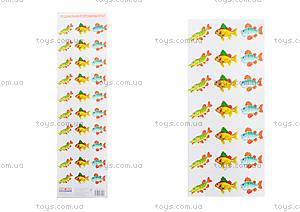 Разрезной материал «Веселые задачи. Рыбки», 2999
