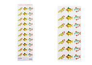 Разрезной материал «Веселые задачи. Рыбки», 2999, фото