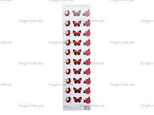 Разрезной материал «Цветы. Насекомые», 2997, фото