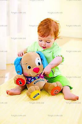 Интерактивная игрушка «Умный щенок», BGY28, фото