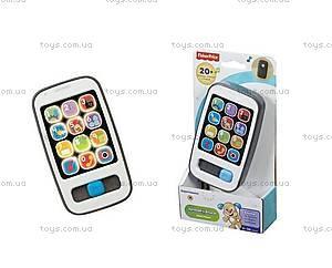 Умный смартфон Fisher-Price, укр-англ, DLM34, купить