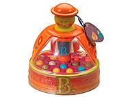 Развивающая игрушка «Юла-Мандаринка», BX1119Z, купить