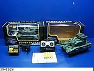 Радиоуправляемый танк, стреляет пулями, 3881A, купить
