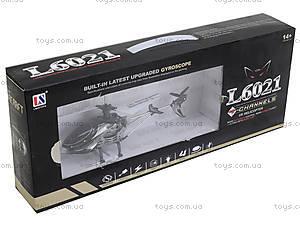 Радиоуправляемый вертолет «Черная акула», L6021, отзывы