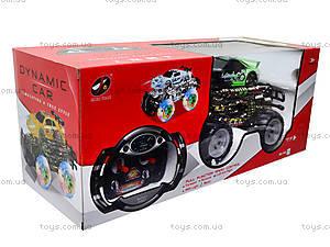 Джип на радиоуправлении Dynamic Car, 168-24B, игрушки