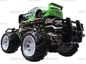 Джип на радиоуправлении Dynamic Car, 168-24B, детские игрушки