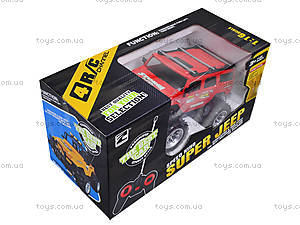 Радиоуправляемый джип Super Jeep, FC16B-1, отзывы