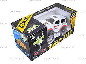 Радиоуправляемый джип для детей Super Jeep, FC16B-2, магазин игрушек