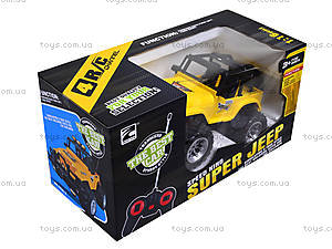 Джип на радиоуправлении Super Jeep, FC16B-3, цена